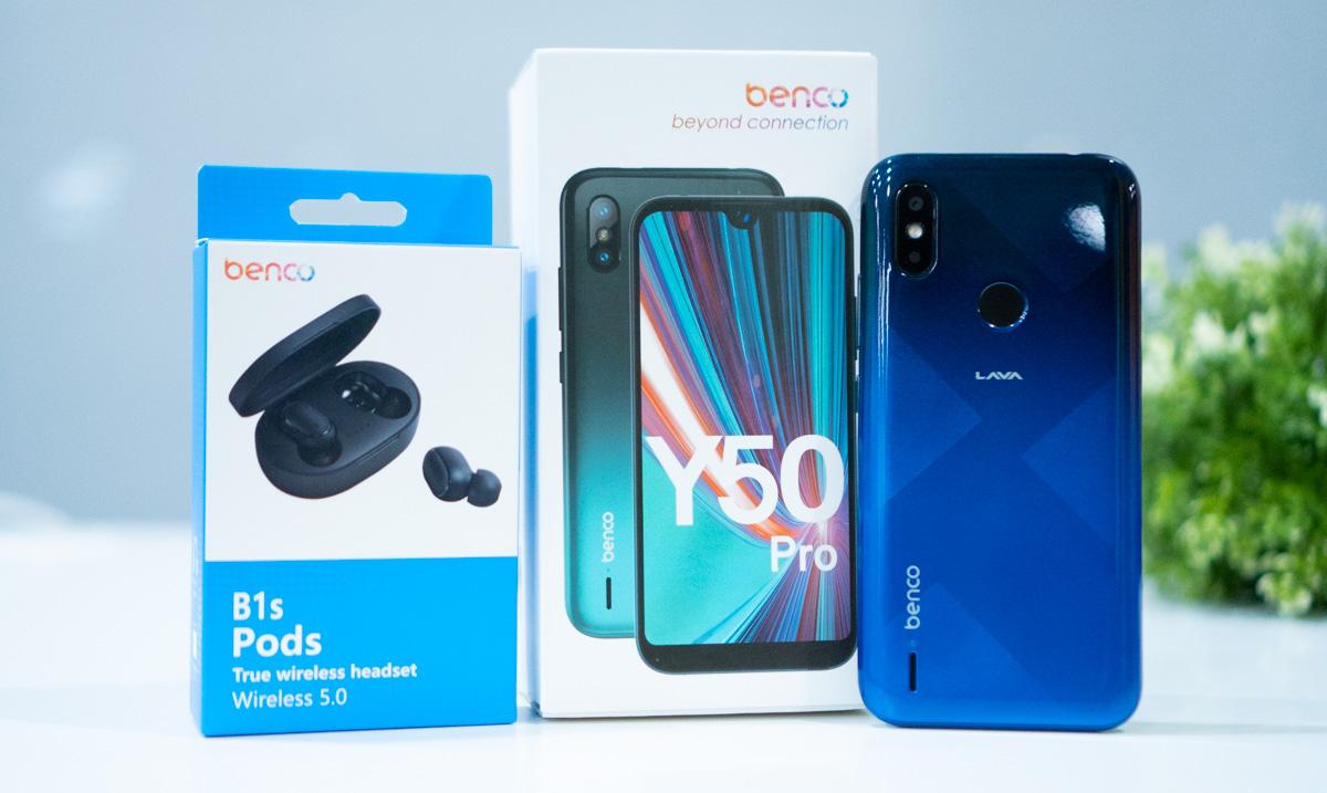 Benco Y50 Pro-53
