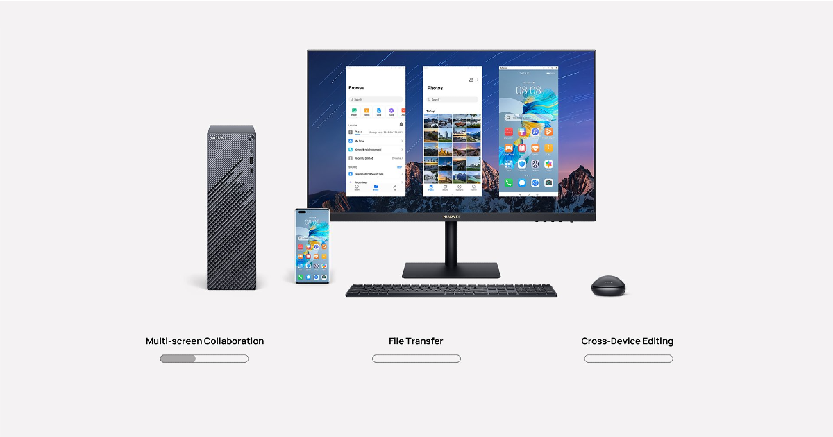 Huawei Mate Station S Header