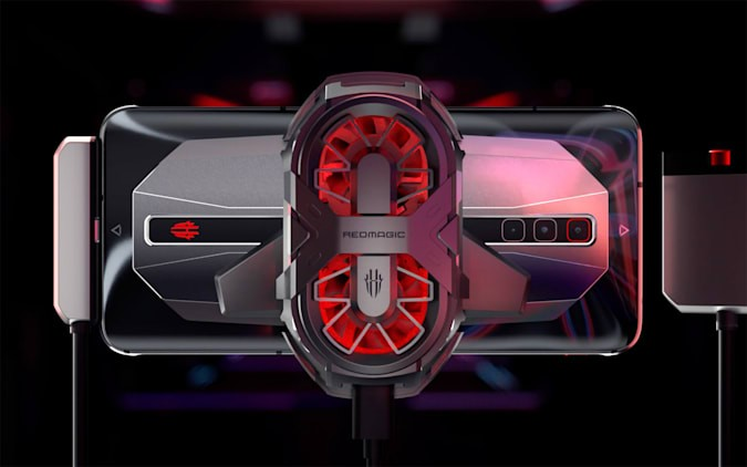 Nubia Red Magic 6 Extra Fan