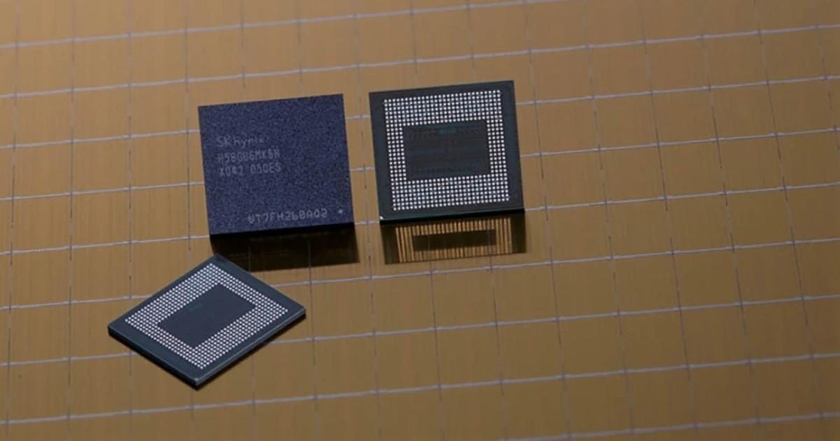 SK Hynix 18GB LPDDR5 Memory