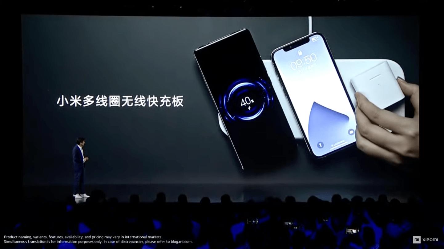 Xiaomi AirPower Clone