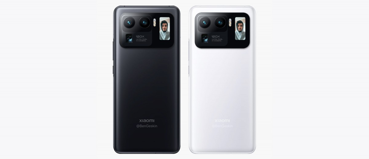 Xiaomi Mi 11 Pro Leaked
