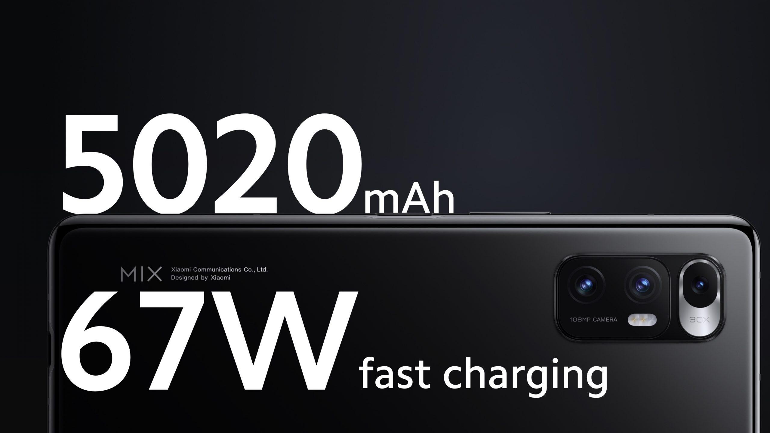 Xiaomi Mi MIX Fold Battery