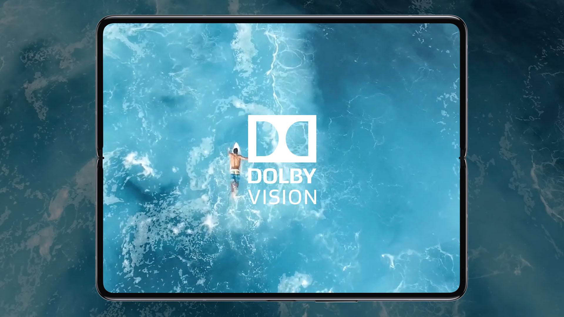 Xiaomi Mi MIX Fold Dolby Vision