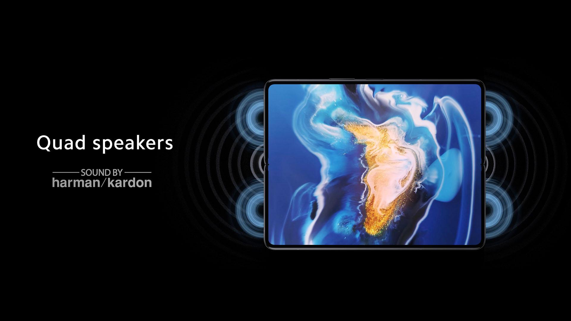 Xiaomi Mi MIX Fold Speakers