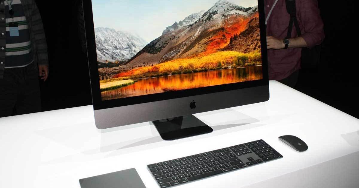 iMac Pro Header