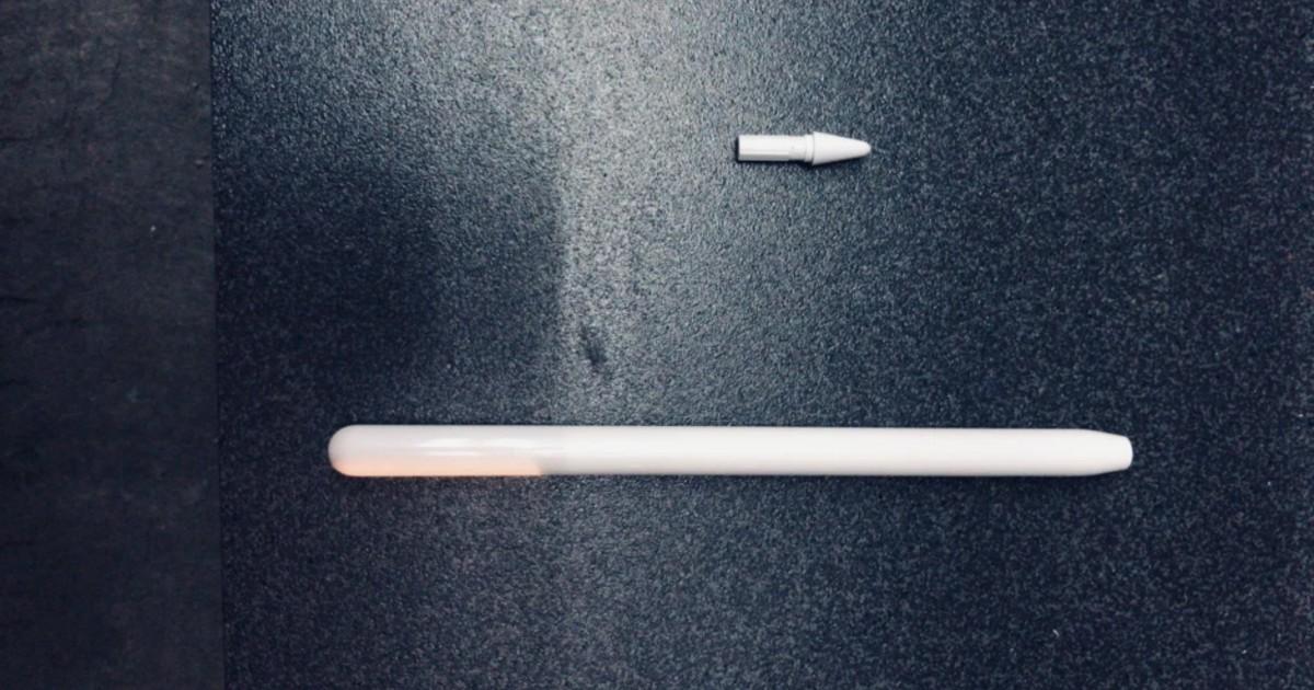 Apple Pencil 3 Leaked