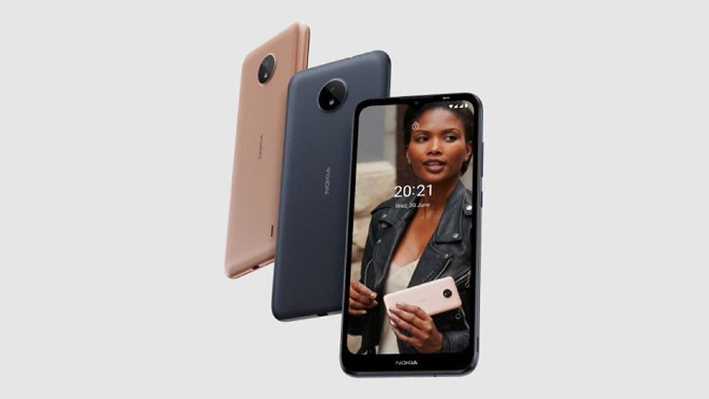 Nokia C10 C20