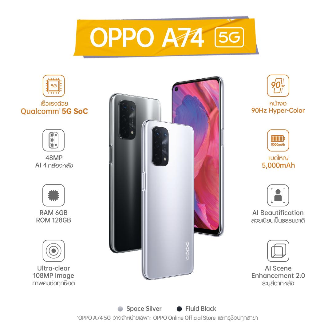 OPPO A74 5G(2)