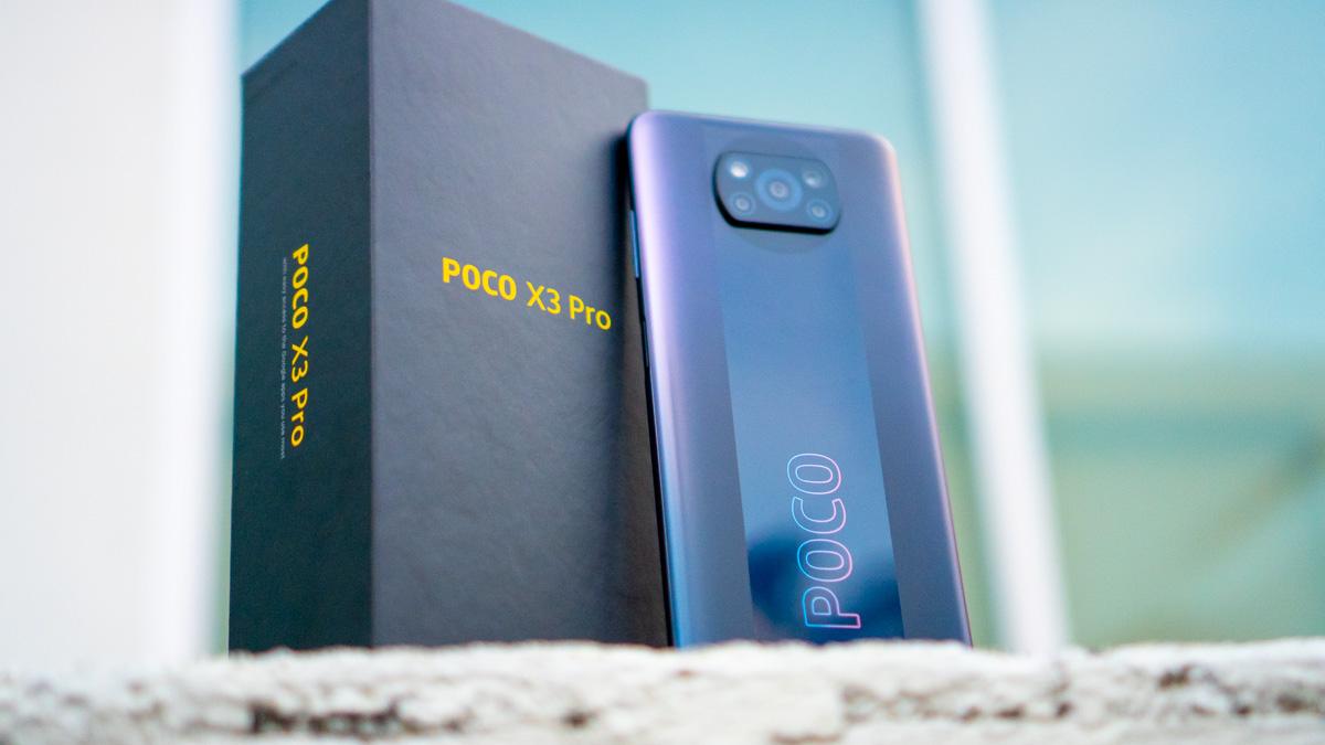 POCO X3 Pro-64