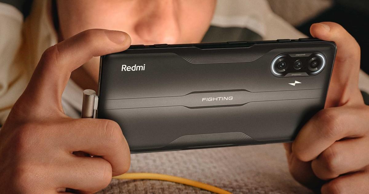 Redmi K40 Gaming Edition Header