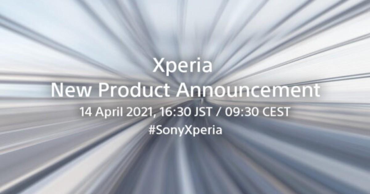 SONY Xperia 1 III Event Header