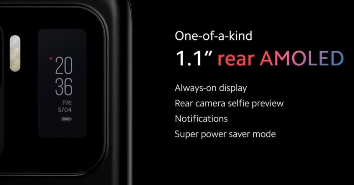 Xiaomi Mi 11 Ultra 2nd Display Header