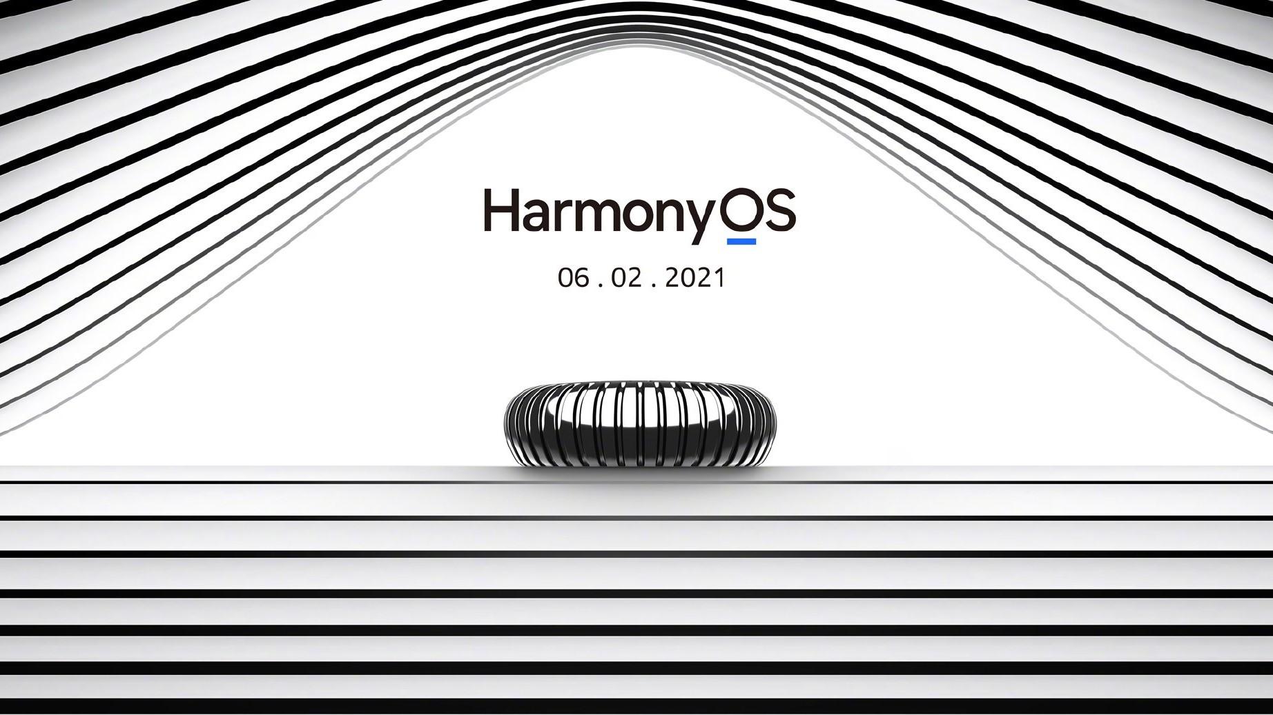 Huawei Watch 3 HarmonyOS Teaser