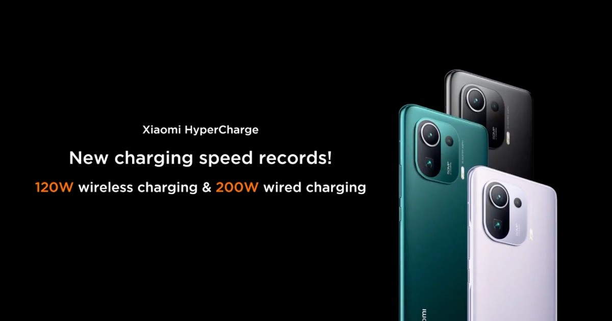 Xiaomi Fast Charge May 2021 Header