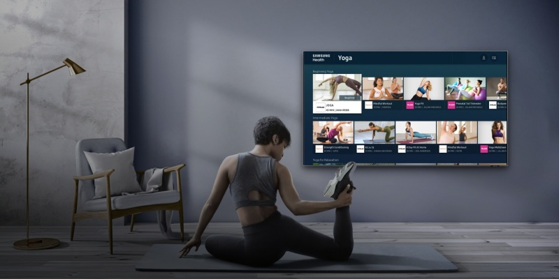 8_Samsung Health on Smart TVs.