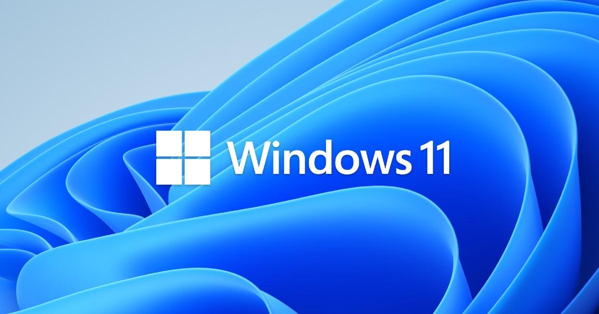 Microsoft Windows 11 Header