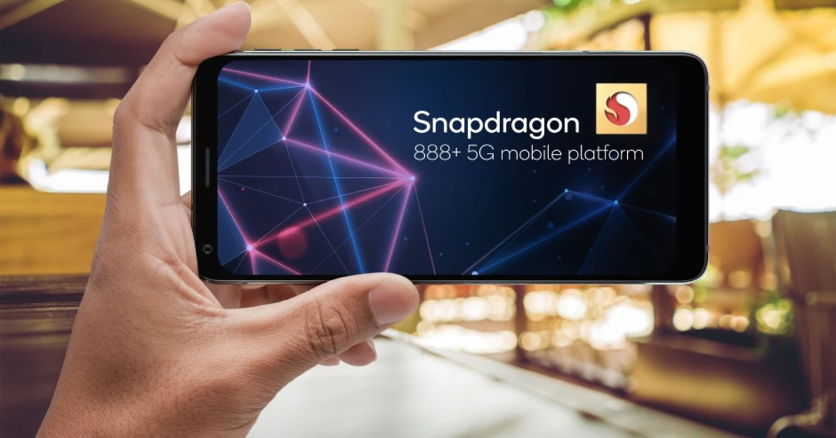 Qualcomm Snapdragon 888 Plus 5G Header