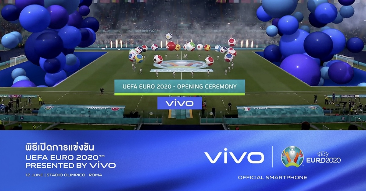 vivo Euro 2020
