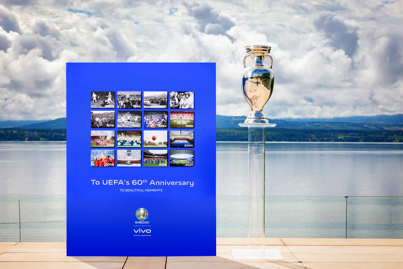 UEFA EURO 60th Anniversary – VIVO Backdrop