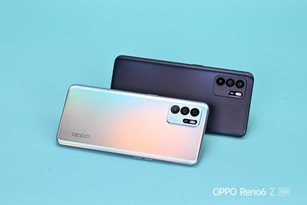 (3) OPPO Reno6 Z 5G_Design