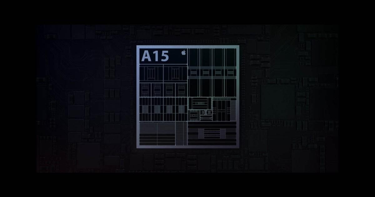Apple A15 Header