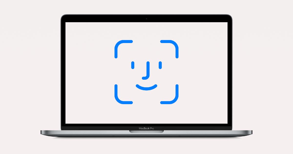 Apple Face ID mac Header