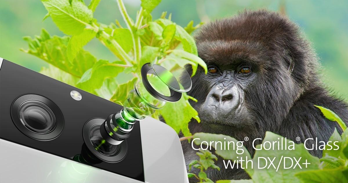 Gorilla Glass DX Header