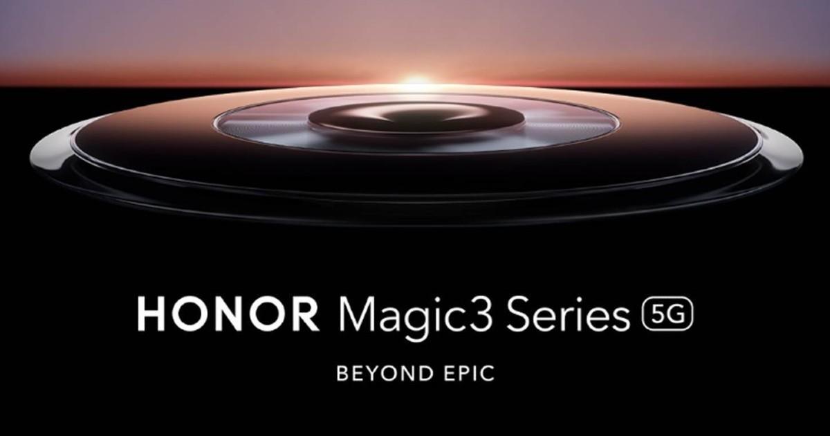 Honor Magic 3 Header