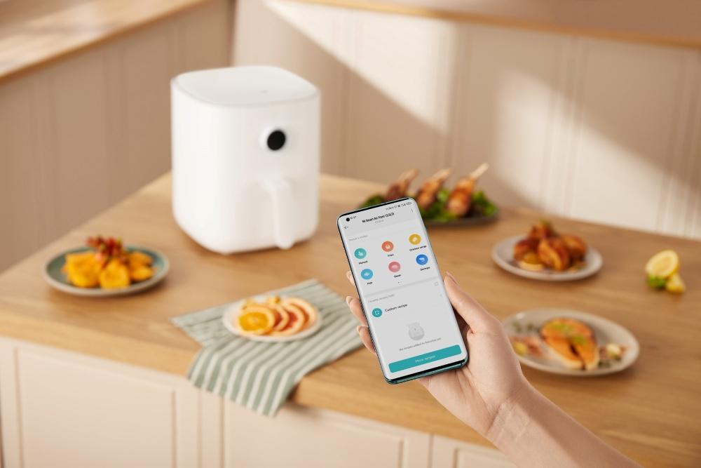 Mi Smart Air Fryer 3.5L_04