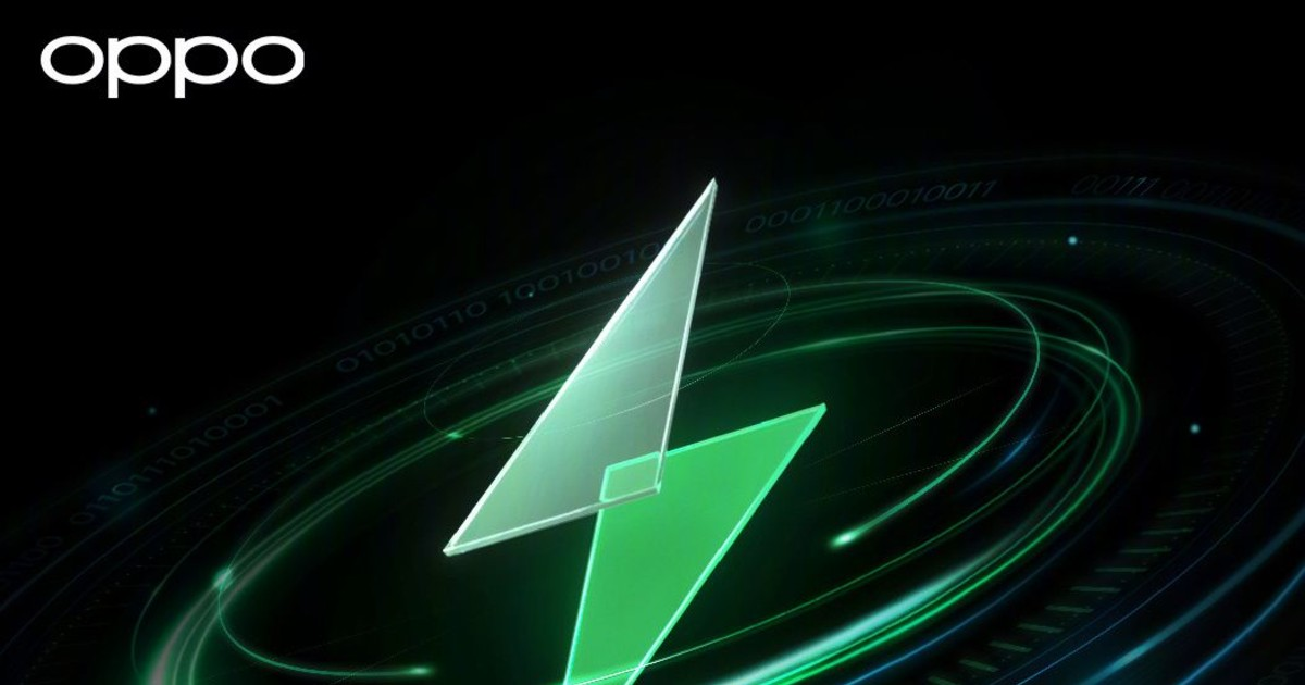 OPPO Charge Header