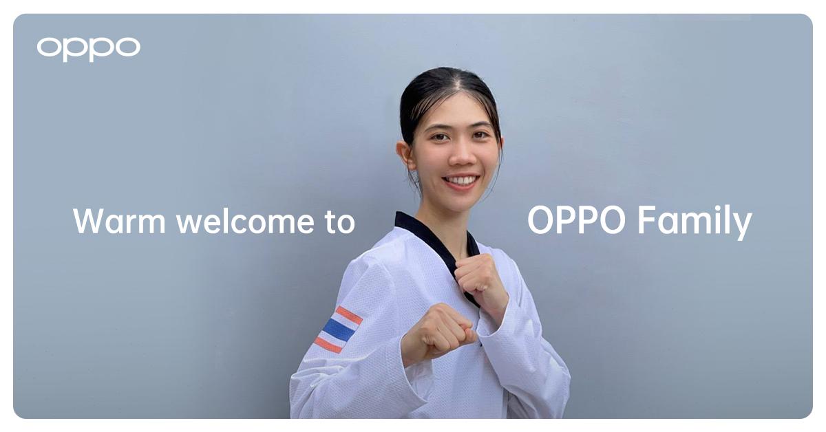 OPPO Family เทนนิส