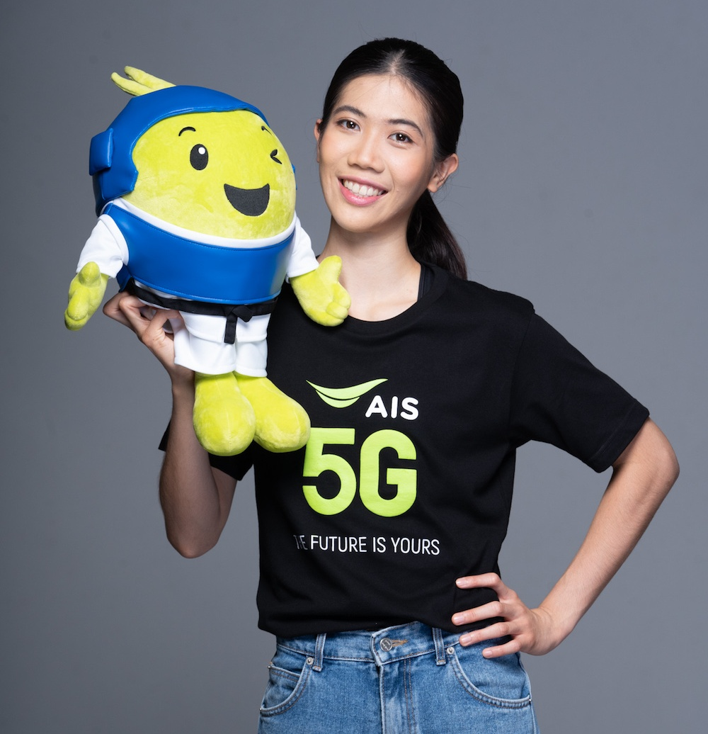 Pic01 AIS 5G Welcome New AIS Family