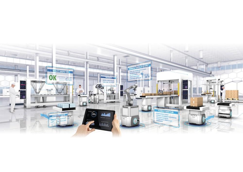 Pic03 AIS x OMRON ส่งโซลูชั่น Industry 4.0 ตอบโจทย์ Smart Manufacturing