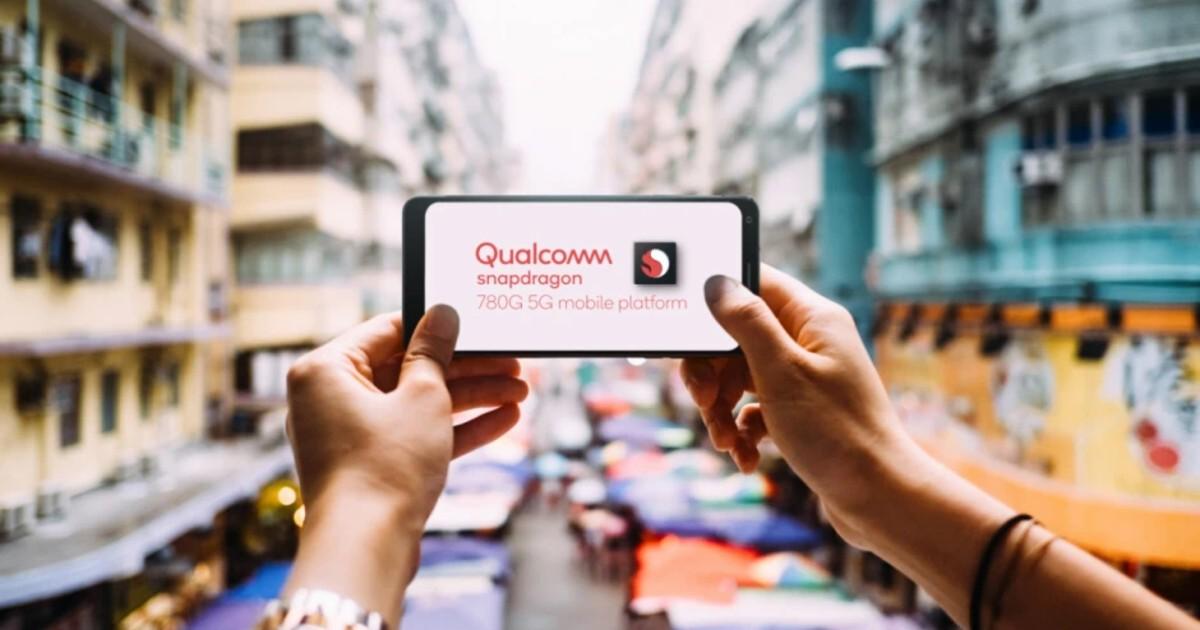 Qualcomm Snapdragon 780G Header