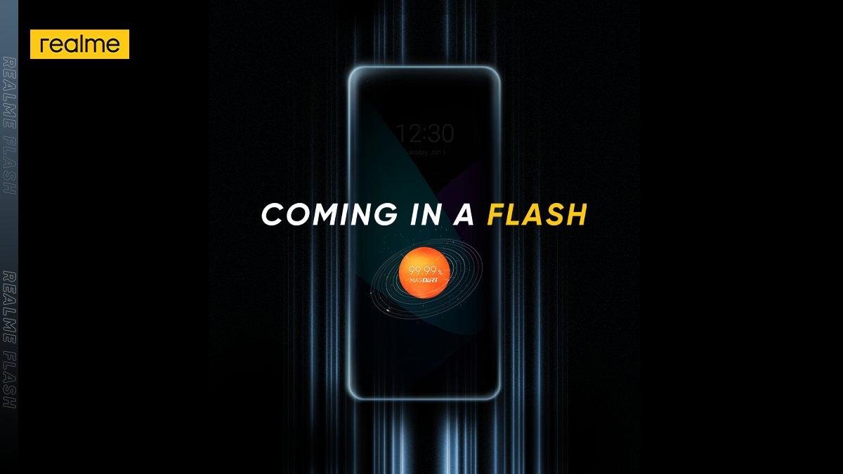 Realme Flash teaser
