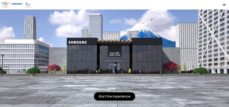 Samsung Galaxy Tokyo 2020 Media Center (1).