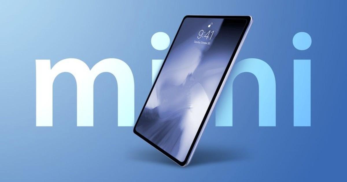 iPad mini pro header