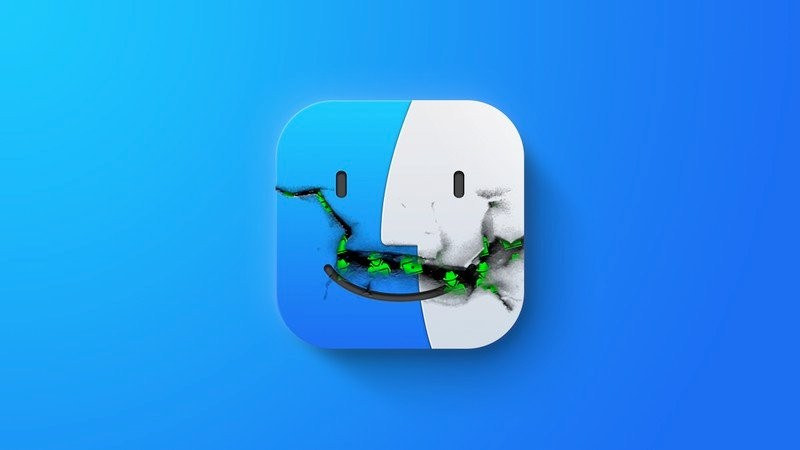 macOS finder exploited