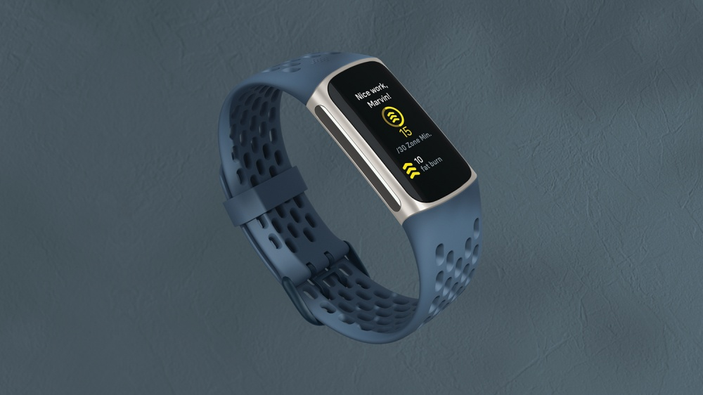 Fitbit Charge 5 Render – 1