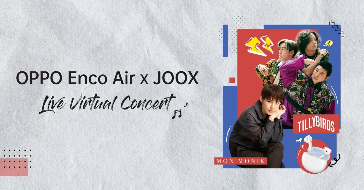 OPPO Enco Air JOOX