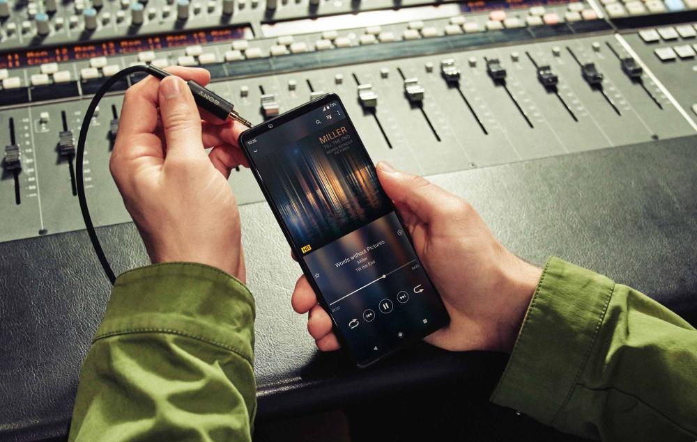Pic_Sony Xperia 1 III_Audiophile_3.5mm_Audio_Jack