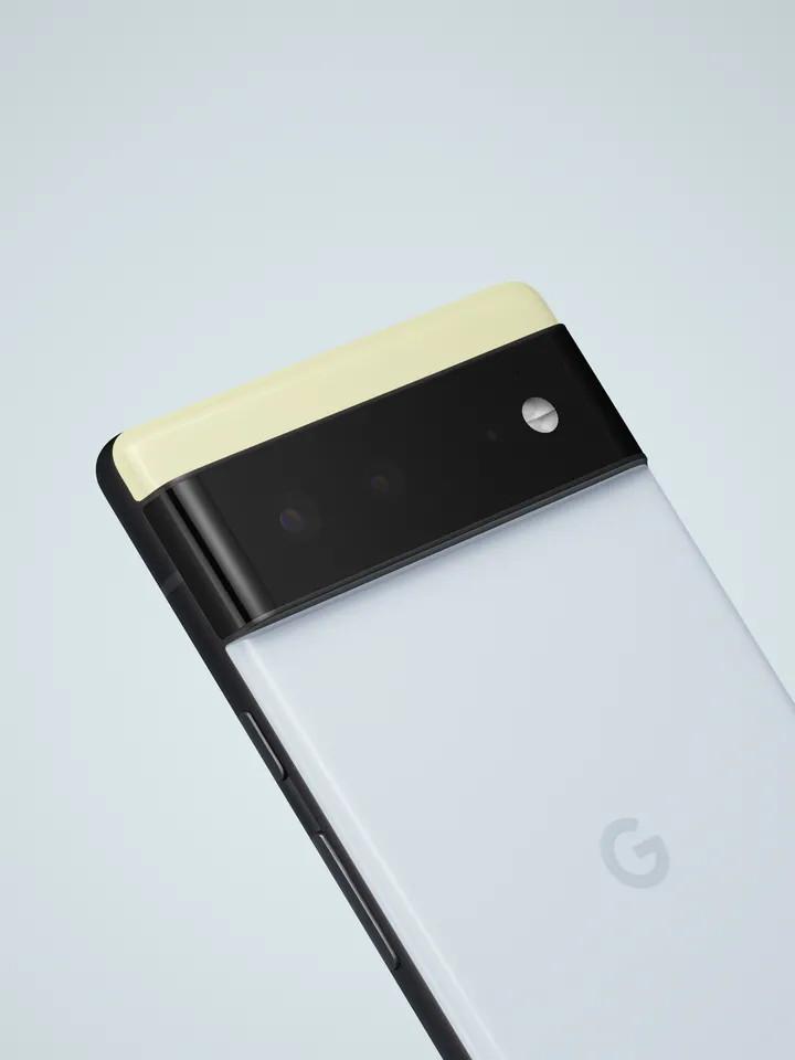 Pixel 6 Matte color