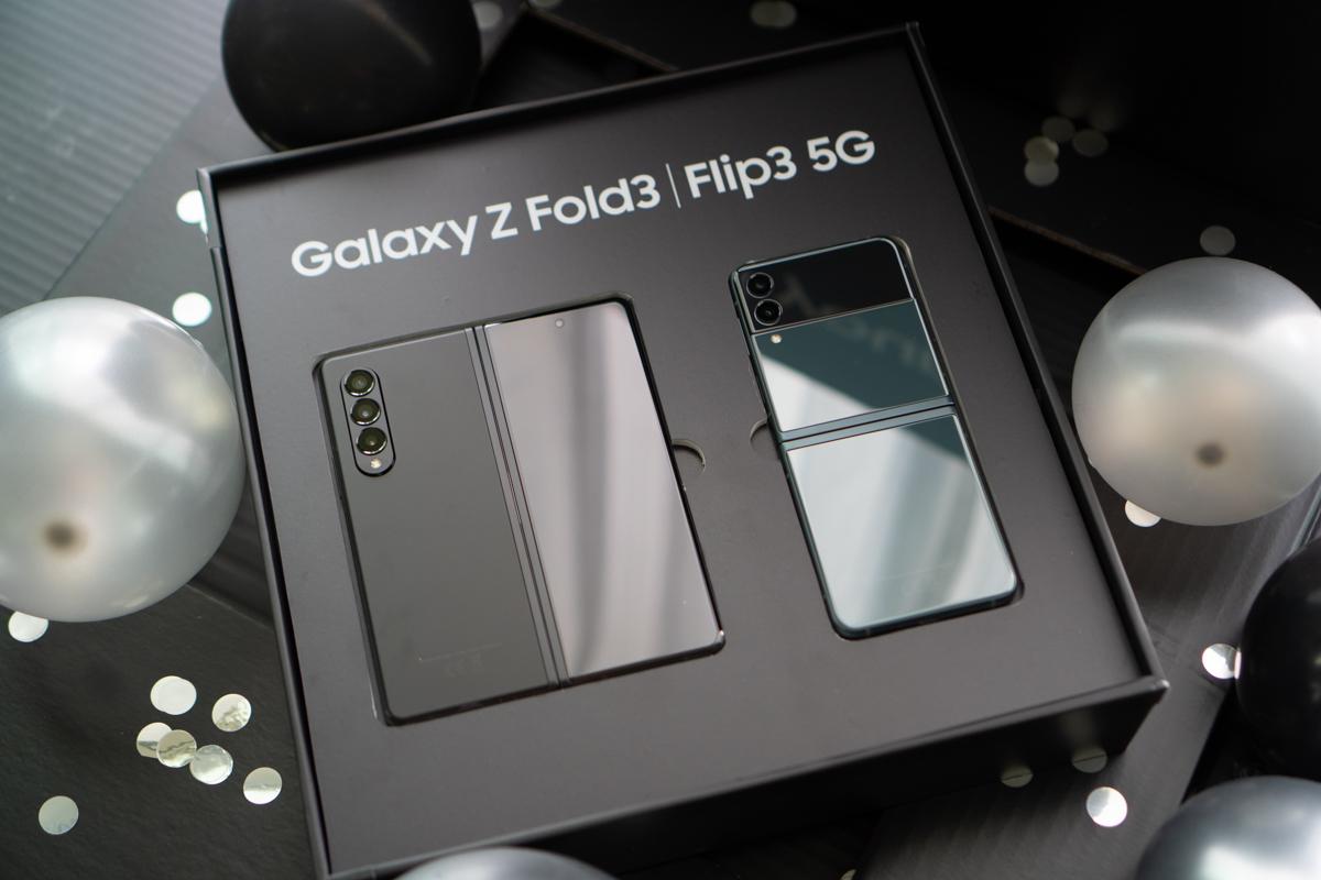 Samsung Galaxy Flip3-14