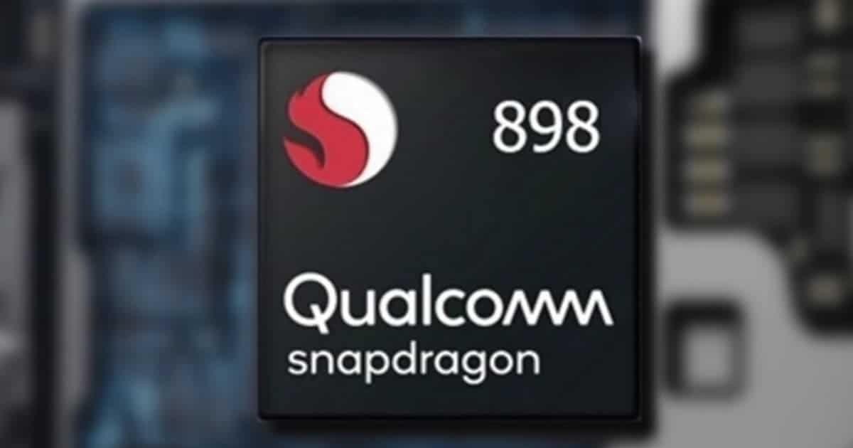 Snapdragon 898 Header