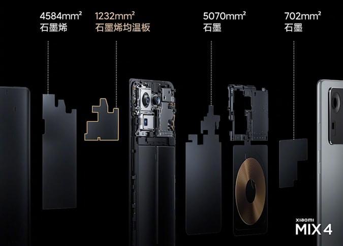 Xiaomi Mi MIX 4 Teardown