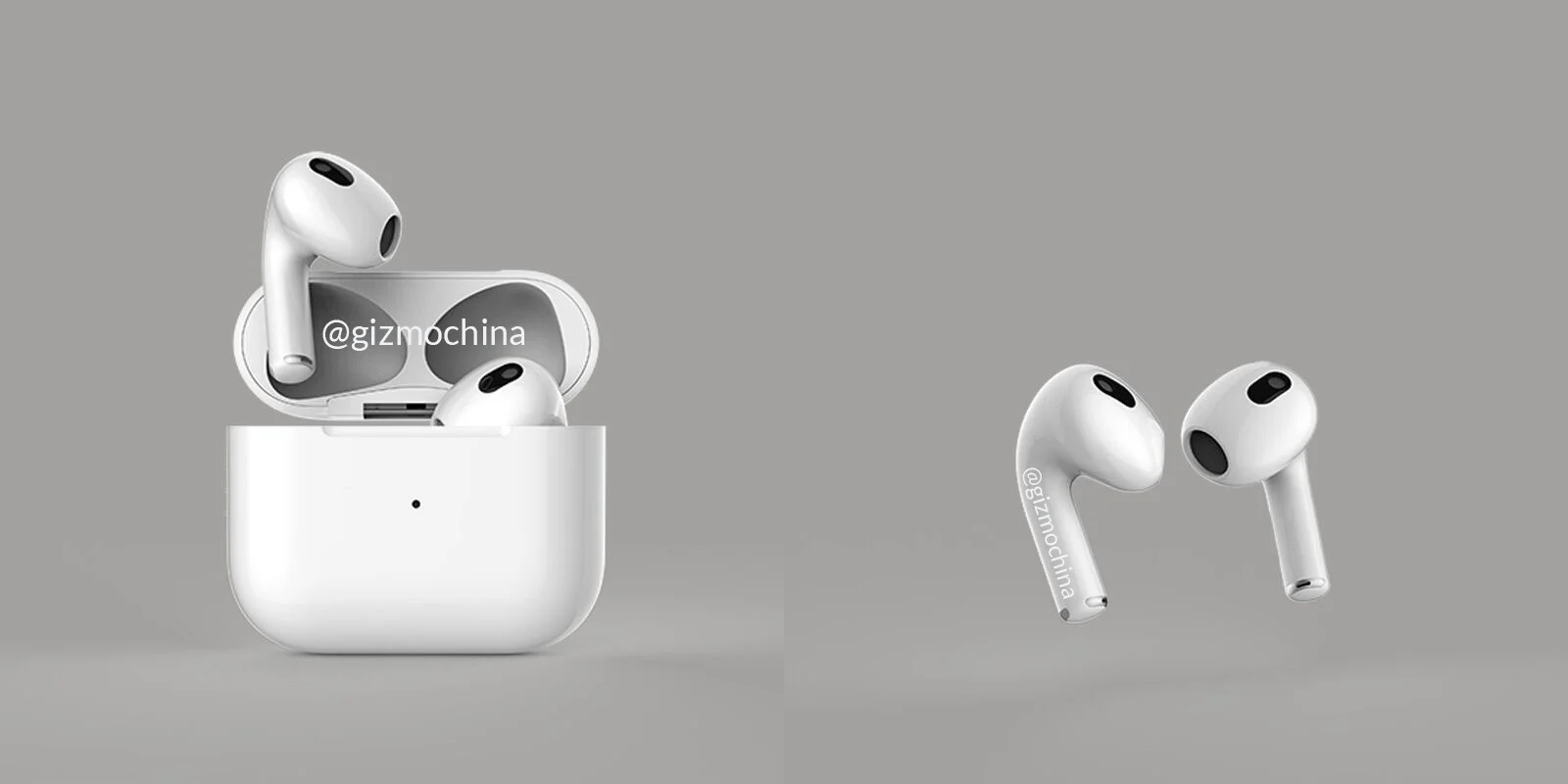 AirPods 3 Leaked