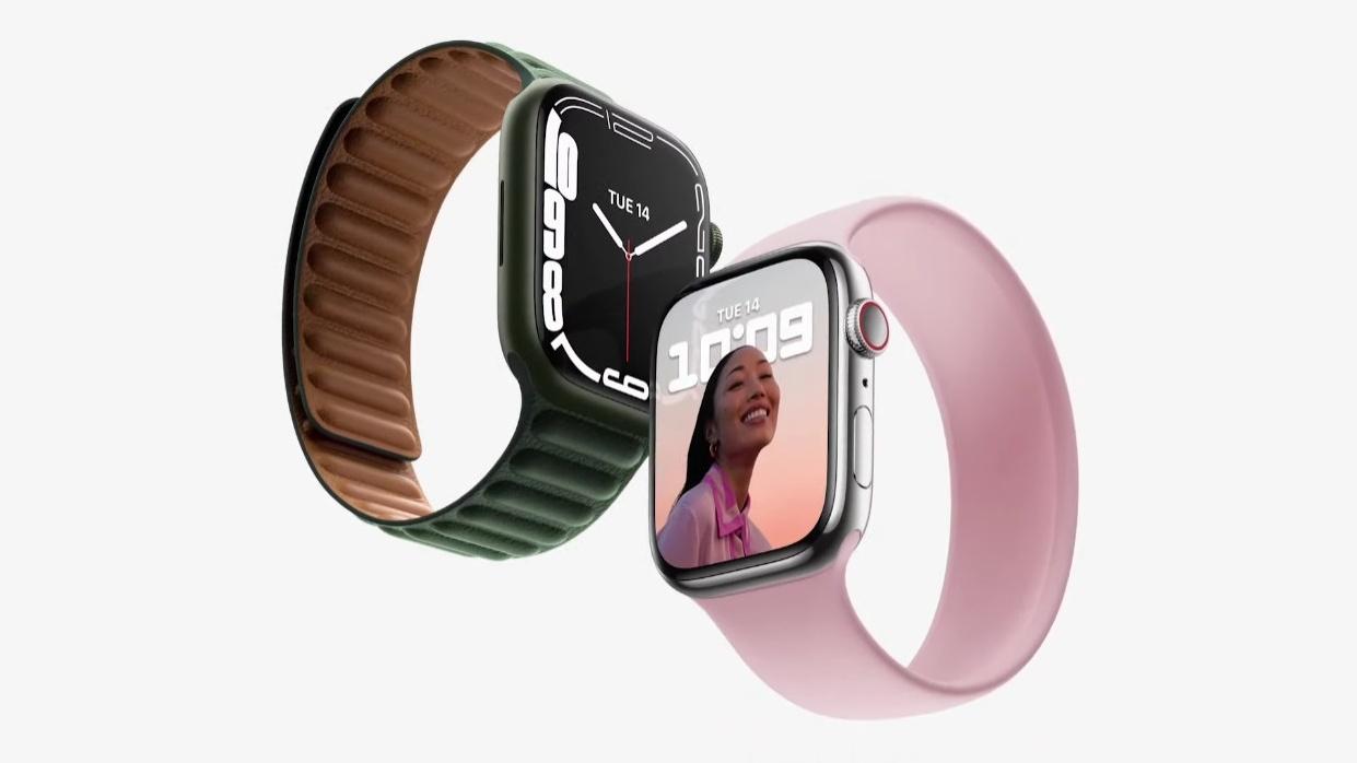 Apple Watch Series 7 Header