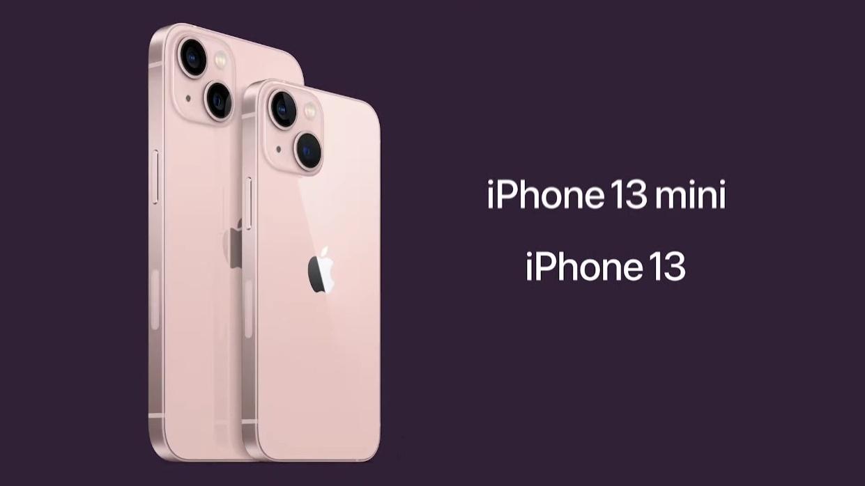Apple iPhone 13 : 13 Mini (1)