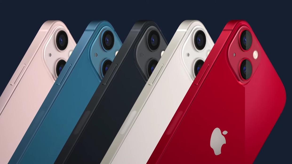 Apple iPhone 13 : 13 Mini (2)